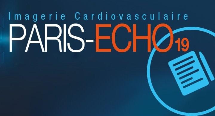 PARIS-ECHO Cardiovascular Imaging 2019