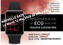 Classe Virtuelle en Cardiologie avec le Pr Bordachar le 12/05/20